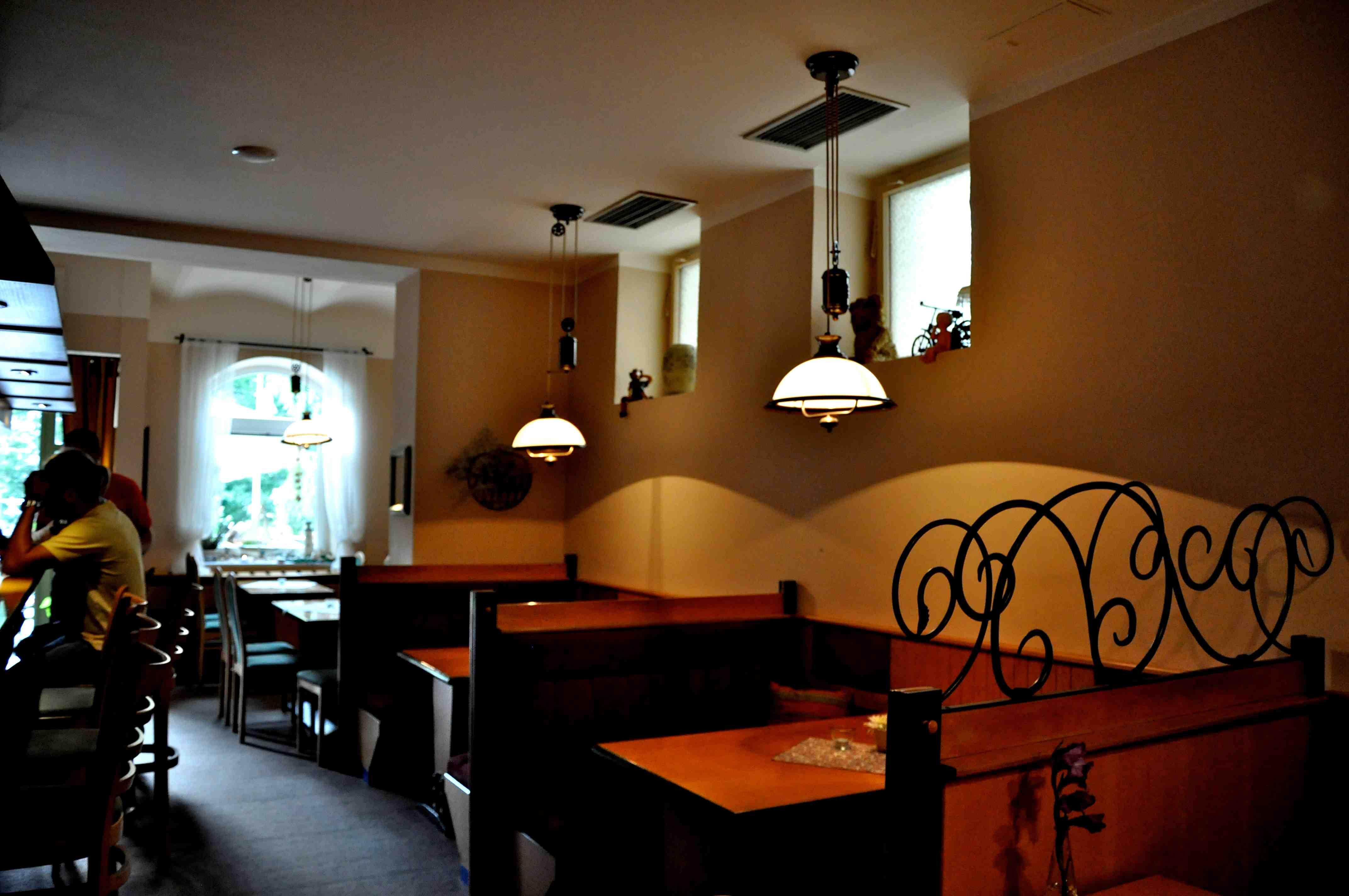 Фото как сделать внутри кафе